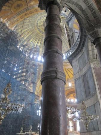 Porphyry Column