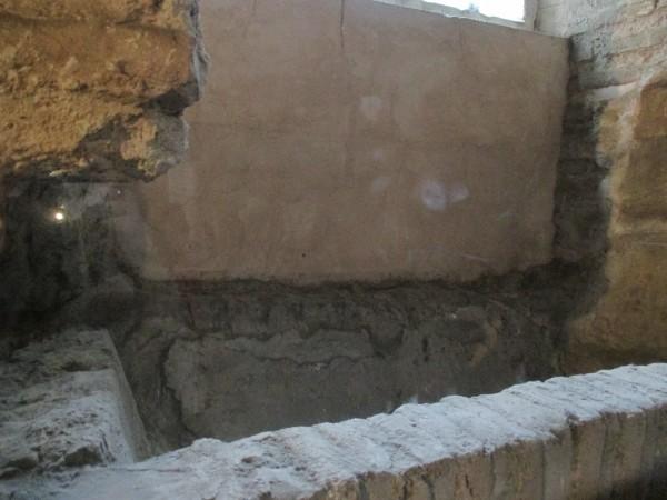 Burial Arcosolium