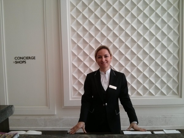 Our Fantastic Concierge – Beyza Tomruk