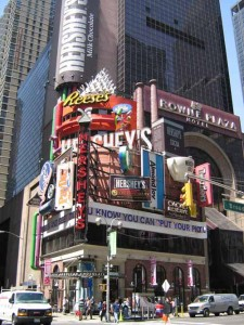 Hershey's Chocolate Store Times Square