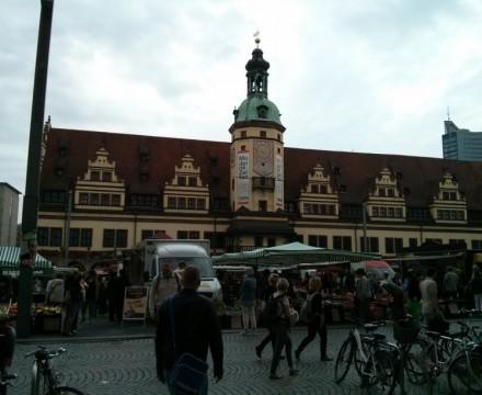 Leipzig Market Square