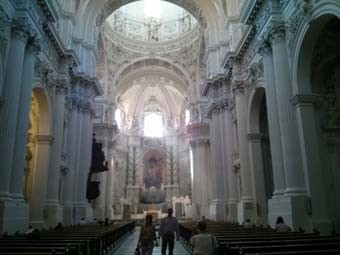 Inside Theatinerkirche The White Church